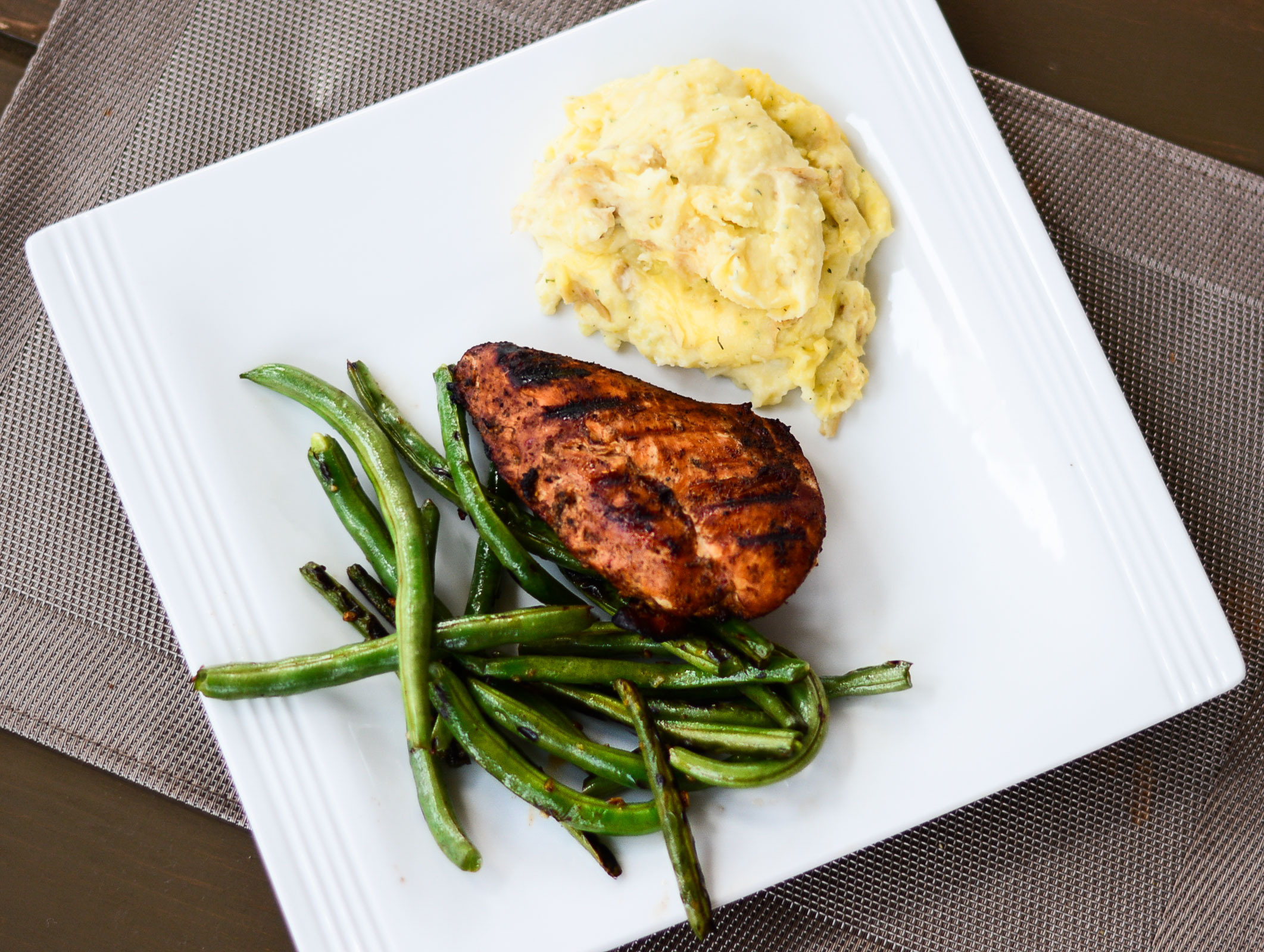 balsamic-chicken-+-charred-green-beans