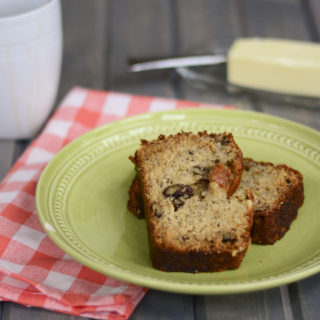 Banana Bread For Lunch