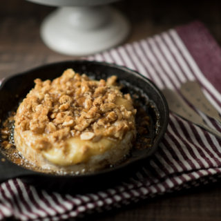 Brown Sugar Pecan Baked Brie