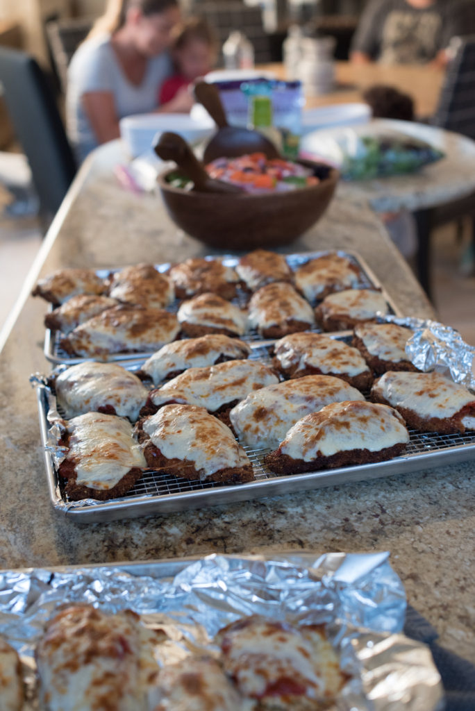How to Host a Dinner Party... for an Offensive Line   FirstandFull.com