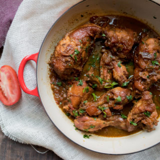 Trinidadian Chicken