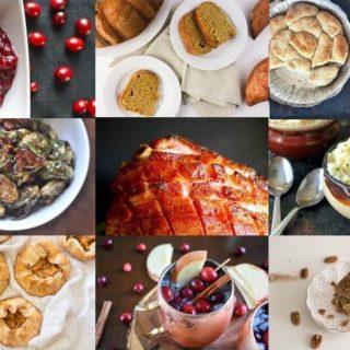 Thanksgiving Dish Round Up