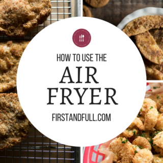 Air Fryer Tutorial: Crispy BBQ Chicken Wings