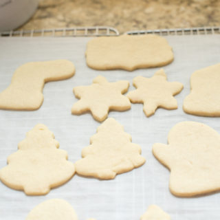 Fail Proof Cut-Out Sugar Cookies