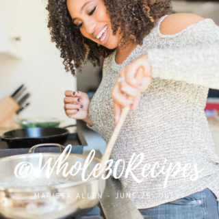 @Whole30Recipes Account Takeover This Week!