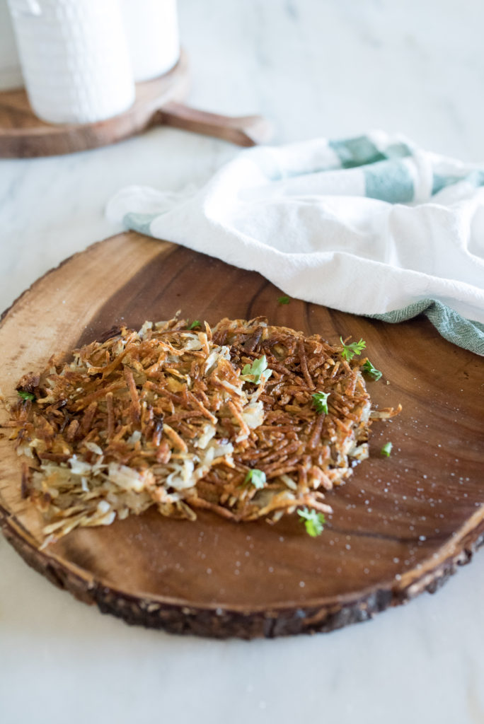 Homemade Hash Browns - Whole30