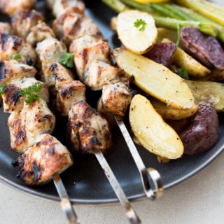 Ranch Grilled Chicken Skewers (Whole30)
