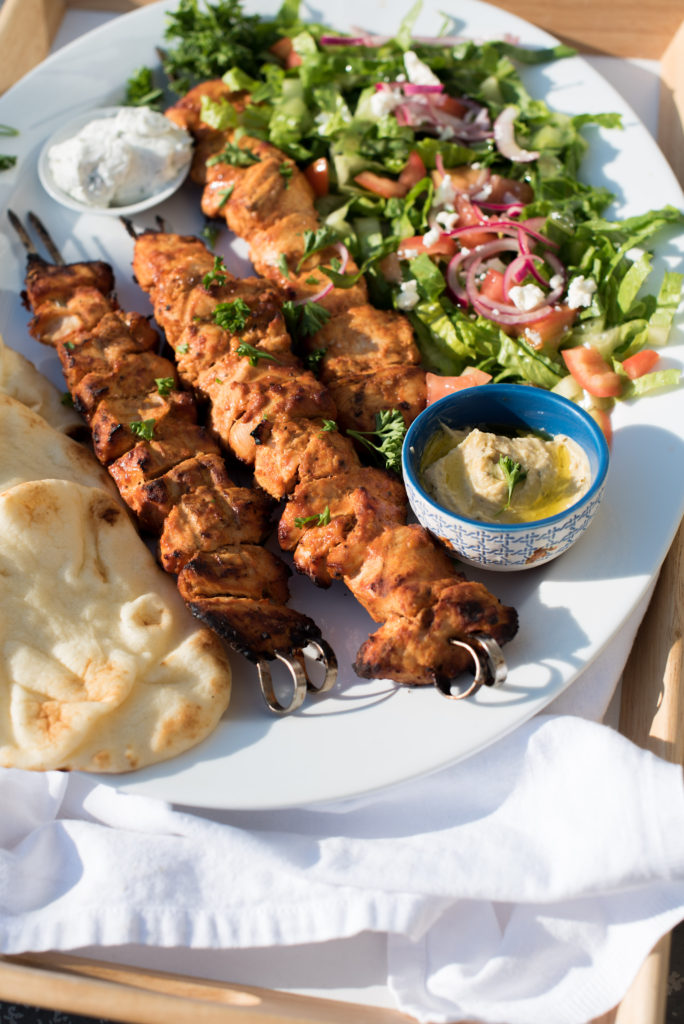 Turkish Chicken Kebabs Whole30 Recipe Included First And Full